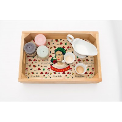 "Multipurpose Tray ""Viva la Vida"""