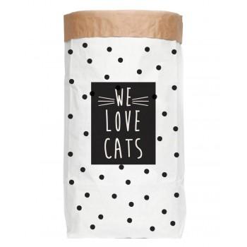 Saco Ordenación We love Cats