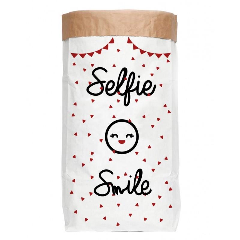 Saco Ordenación Selfie Smile