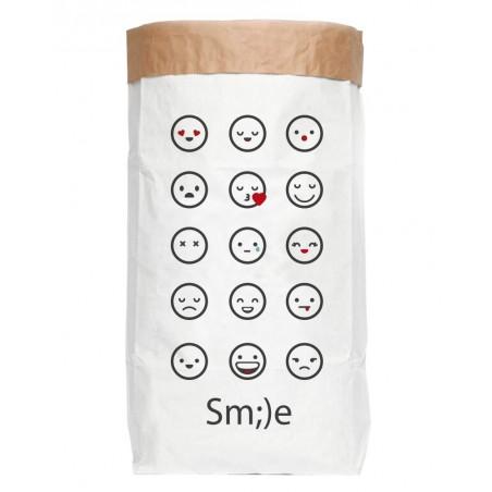 Saco Ordenación Smile Emoticons