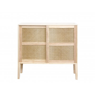Wickerwork Console Table