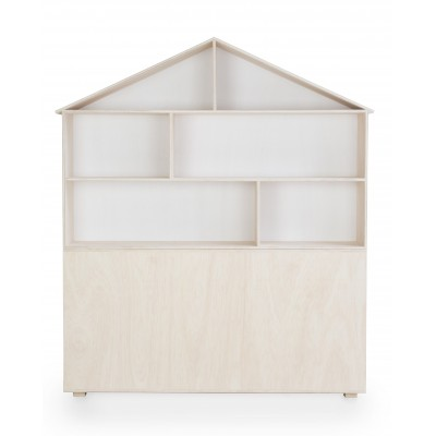 Headboard House White