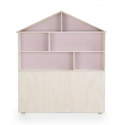 Headboard House Pink