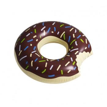 Colchoneta Hinchabe Donut Chocolate