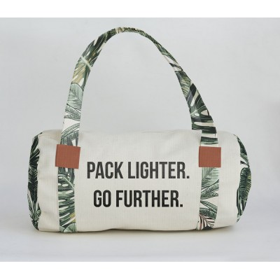 Weekend Bag Pack Lighter, Go Further