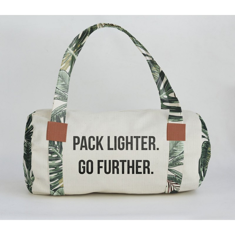 Weekend Bag Pack Lighter, Go Further