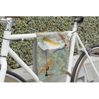 Bike Bag Map