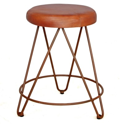 Bramley Rust Stool