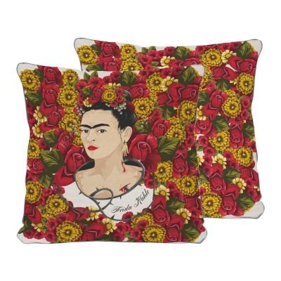 Cojín Frida Roses