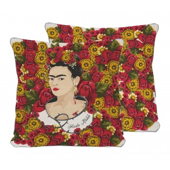 Cushion Frida Roses