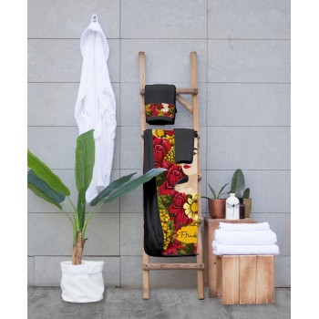 Towels Set Mandala Garden