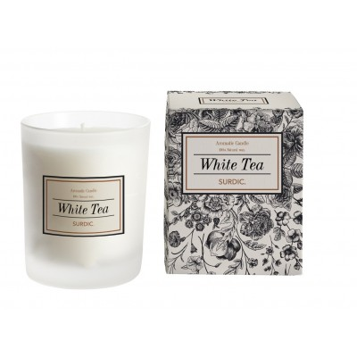 Candle White Tea