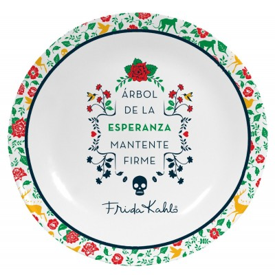 Plato decorativo Arbol