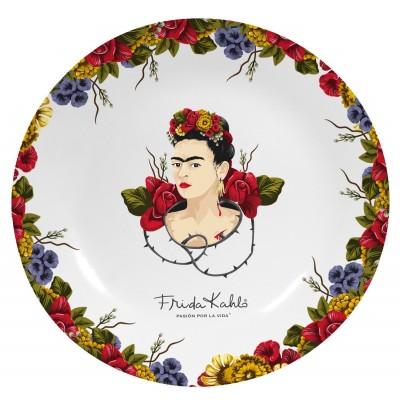 Plato decorativo Roses