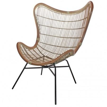 Silla Rattan Egg Chair