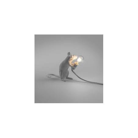Lampara Ratón Sentado