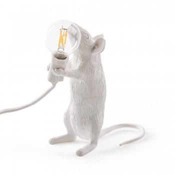 Lampara Ratón en Pie