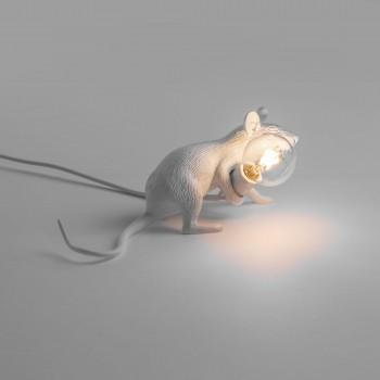 Lampara Ratón Tumbado