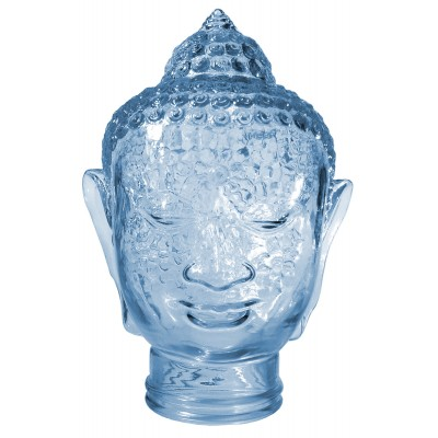 Busto Buda de Cristal