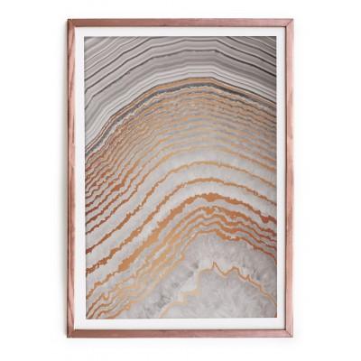 Cuadro Cobre Copper Slice