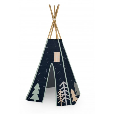 Tipi Dark House