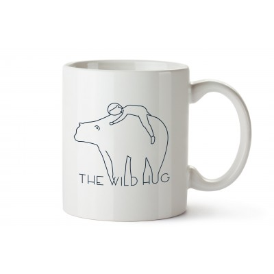 Decorated Mug The Wild Hug