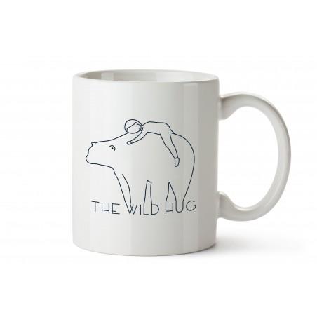 Decorated Mug The Wild Hug