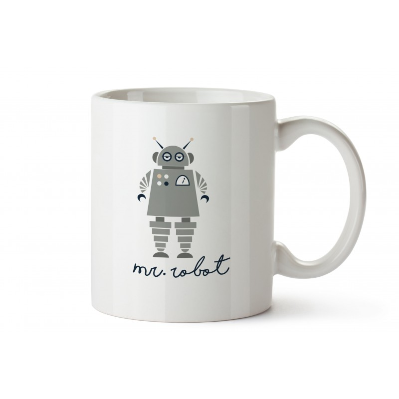 Decorated Mug Mr Robot