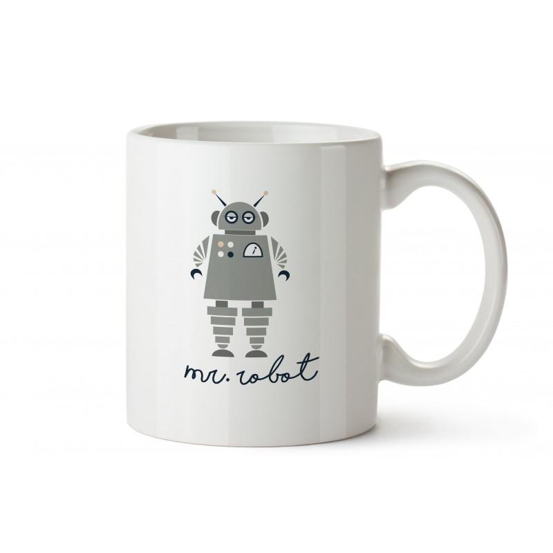 Taza Decorada Mr Robot