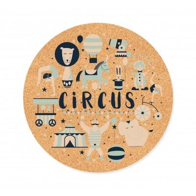 Wall Cork Circus Crew