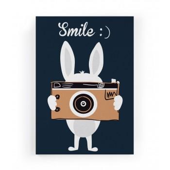 Lienzo Smile