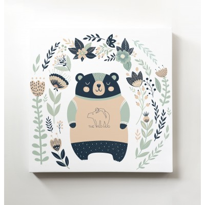 Bear Canvas