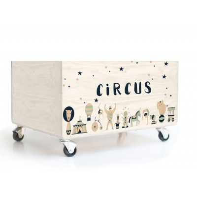Cajón Circus