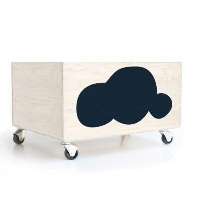 Cajón Cloud Chalkboard