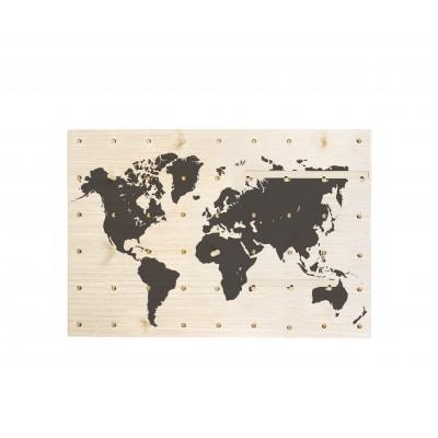 Mapamundi Pegboard