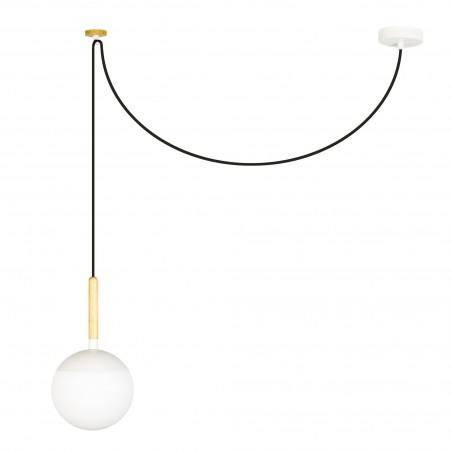 Lámpara Fitz White