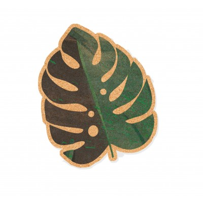 Corcho Monstera Leave