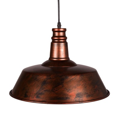 Wally Rust Lamp