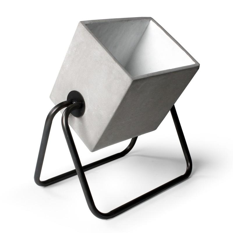 Concrete Floor Lamp