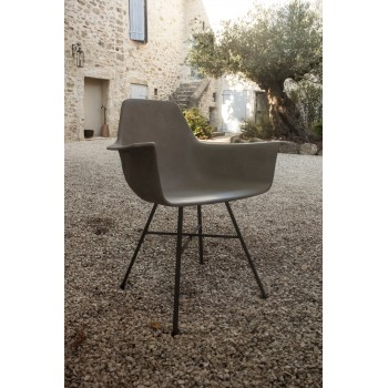 Sillon Concrete Armchair