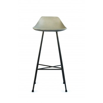 Concrete Bar Stool