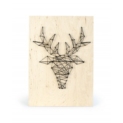 String Art Deer