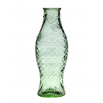 Botella Pez Transparente