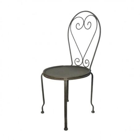 Silla Barry Iron Chair