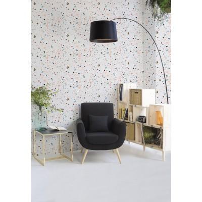 Wallpaper Cream Terrazzo
