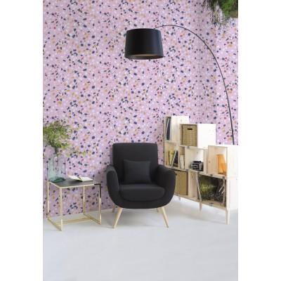 Papel Pintado Pink Terrazzo
