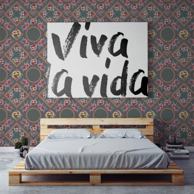 Wallpaper Frida Frames