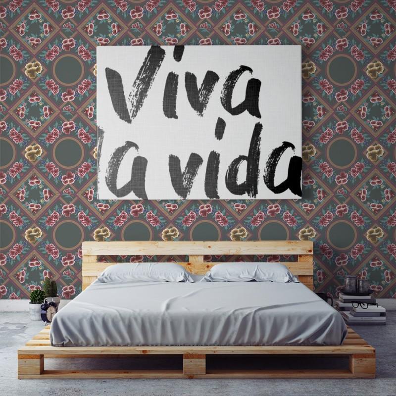 Papel Pintado Frida Frames