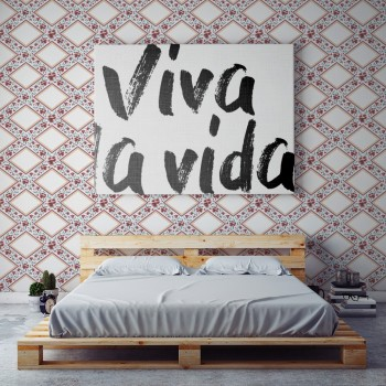 Papel Pintado Frida Flowers