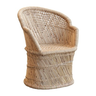 Natural Bamboo Chair